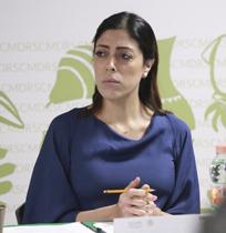 Directora General de Desarrollo Territorial y Organización Rural