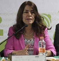 Directora General Adjunta de Censos Económicos Agropecuarios, INEGI.