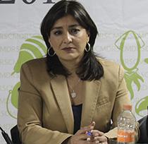 Directora General de Desarrollo de Capacidades y Extensionismo Rural.